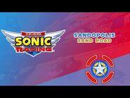 Sand Road - Team Sonic Racing