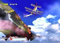 Sonic Adventure - Sky Chase - Screenshot - (4)