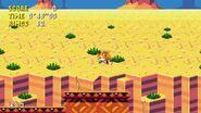 Sonic CD- Desert Dazzle (Alpha PC Port)