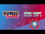 Star Light Zone Act 3 - Sonic the Hedgehog