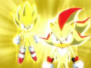 Super Sonic i Super Shadow ep 38