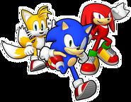 Team Sonic Runners 2