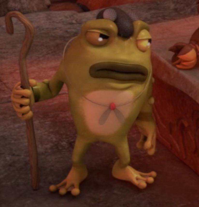 Froglodyte High Priest