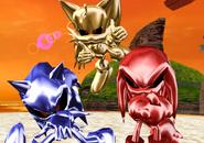 Metal Team Sonic