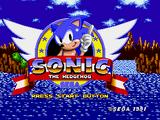 Sonic the Hedgehog (1991)/Beta elements