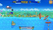 Sonic Runners screen 11