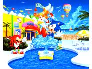 Sonic Screen Saver art 41