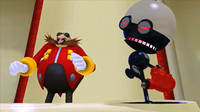 Sonic Unleashed Cubot 1