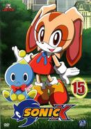 Sonic X FRA DVD 15