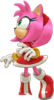 Sonic Jump - Amy Rose