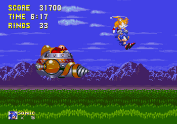 Sonic/Tails