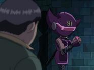 Lady Ninja steal ep 17