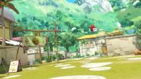 S1E40 Village background