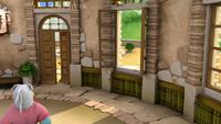 S1E44 Mayor's mansion entrance