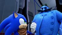 SB S1E08 Sonic blue Eggman