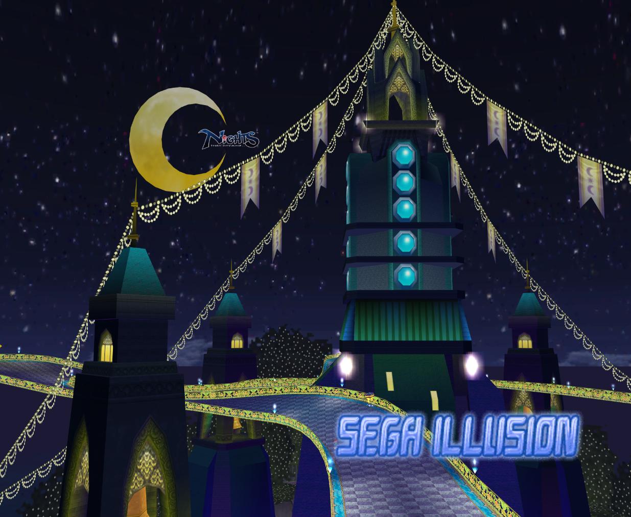 Sega Illusion