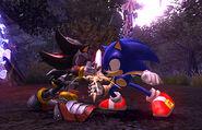 Sir Lancelot vs Sir Sonic