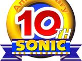 Sonic the Hedgehog 10th Anniversary
