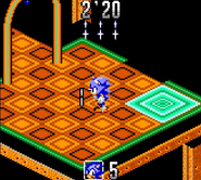 Labyrinth of the Factory Zone 2 3