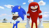 SB S1E11 Sonic Knuckles