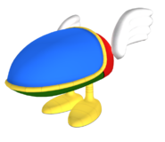 Sega Racing Model OpaOpa