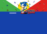 Sonic1 Sega background