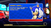 Sonic Hint 69