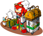 Knuckles Channel 4