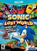 Lost World Deadly Six Bonus Edition Art