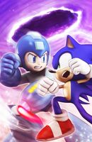 Official sonic the hedgehog 274 variant cover by elesis knight-d92xhzd