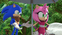 SB S1E03 Sonic Amy he didn't mean that Sticks