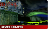 Sewer scrapes icon