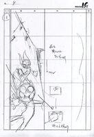 Sonic Riders storyboard 03