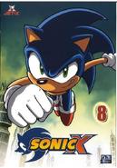 Sonic X FRA DVD 8