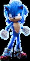 Sonic movie JP Sonic main V2