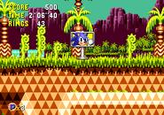 Goal Sonic CD