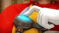 S1E27 Eggman wrist controller active