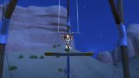 SB S1E12 Sticks trapeze swing