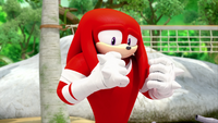 SB S1E19 Knuckles confused 2