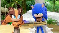 SB S1E19 Sticks Sonic