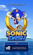 Sonic Dash screen 7