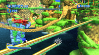 Sonic Generations Tails Challenge 03