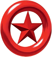 Sonic MSG Red Star Ring