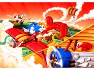Sonic Screen Saver art 37