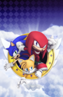 Sonic Universe 87 Variant Cover (Raw)
