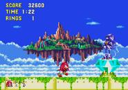 Super Mecha Sonic SSZ 14