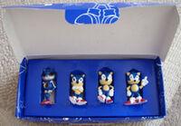 Tomy Sega World set box inside