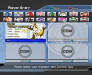 Riders Character Select 02
