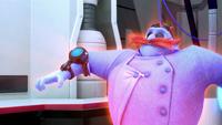 SB S1E08 Blue Eggman transform