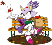 Sonic Channel - Blaze the Cat 2013a